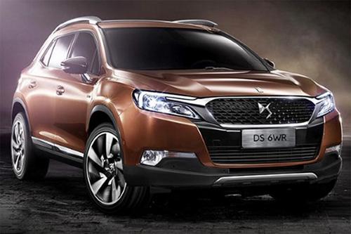 Auto-sales-statistics-China-DS-DS6-SUV