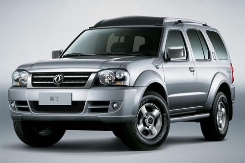 Auto-sales-statistics-China-Dongfeng_Oting-SUV