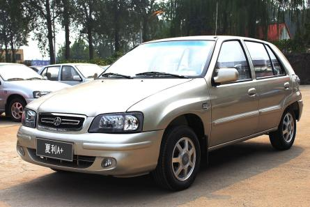Auto-sales-statistics-China-FAW_Tianjin_Xiali-hatchback