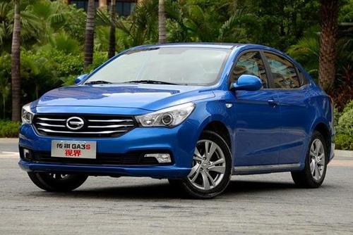 Auto-sales-statistics-China-GAC_Trumpchi_GA3S-sedan