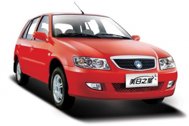 Auto-sales-statistics-China-Geely_Merrie_MR-hatchback