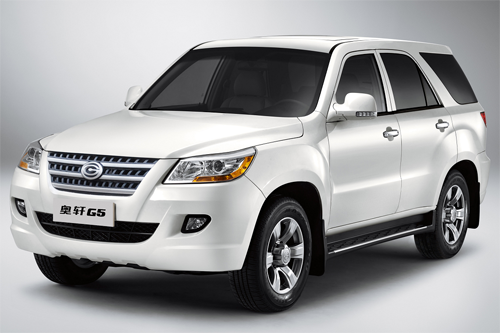 gonow aoosed g5 china auto sales figures gonow aoosed g5 china auto sales figures