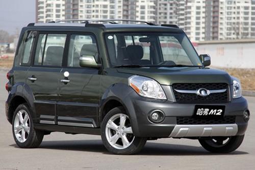 Auto-sales-statistics-China-Great_Wall_M2-SUV