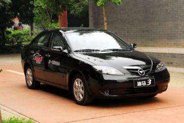 Auto-sales-statistics-China-Haima-Haima3-sedan