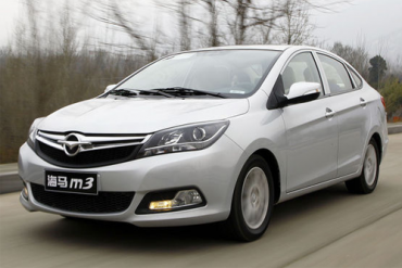 Auto-sales-statistics-China-Haima_M3-sedan