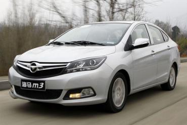Auto-sales-statistics-China-Haima_M3-sedan