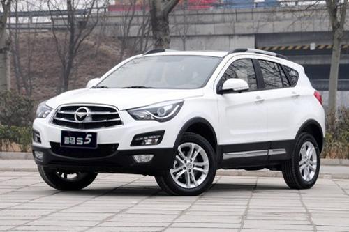 Auto-sales-statistics-China-Haima_S5-SUV