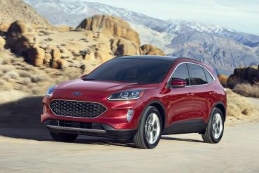 Ford Sales China