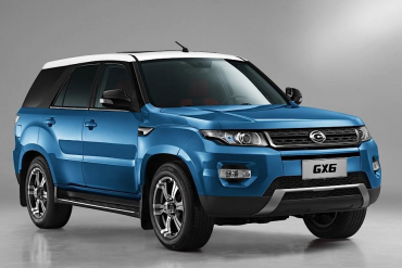Gonow Auto China Sales Figures