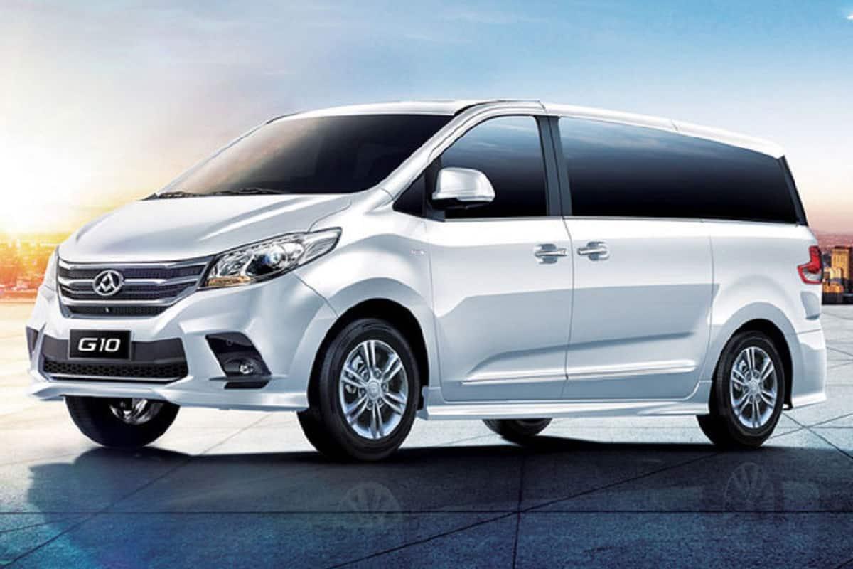 Maxus China Sales Figures