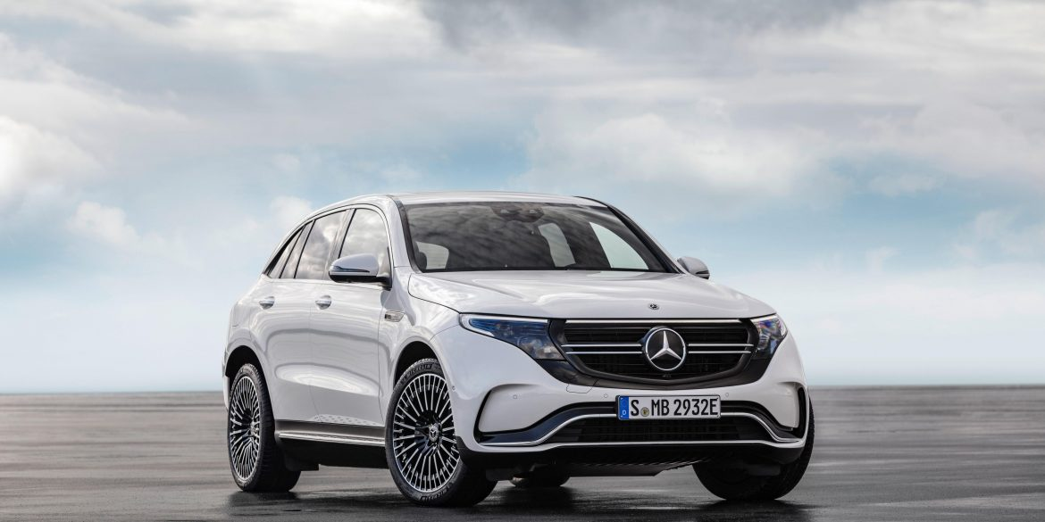 Mercedes-Benz China Sales Figures