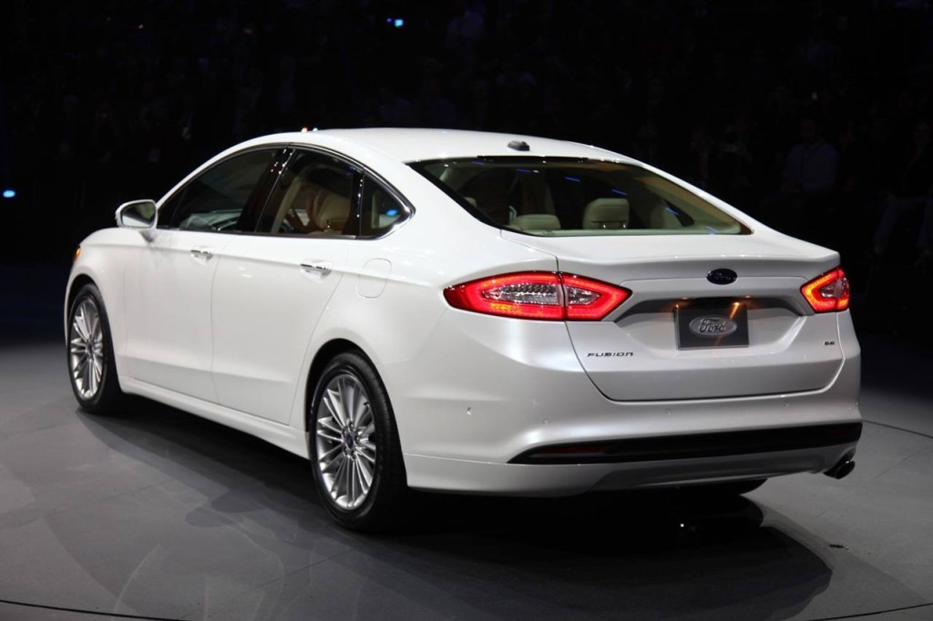 Mondeo-rear-ford