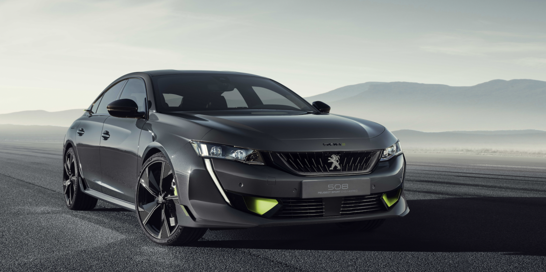 Peugeot China Sales Figures