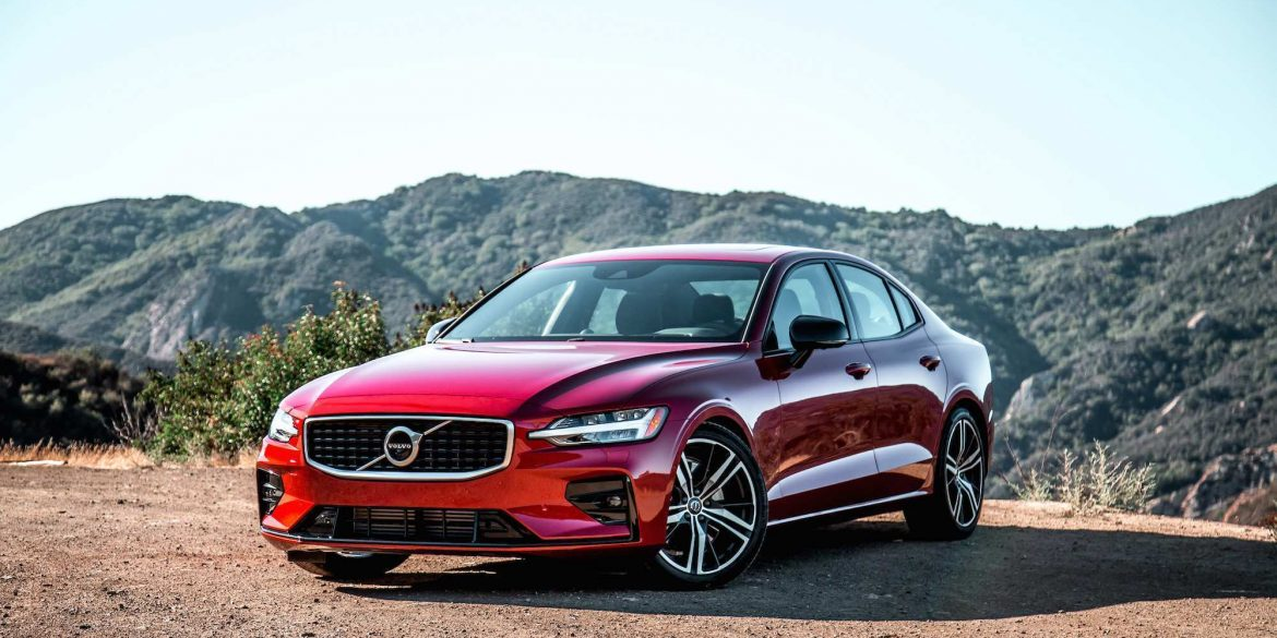 Volvo Sales Data US