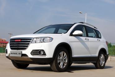 Auto-sales-statistics-China-Haval_H6-SUV