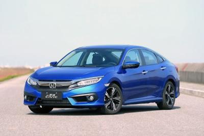 Auto-sales-statistics-China-Honda_Civic-2016-sedan