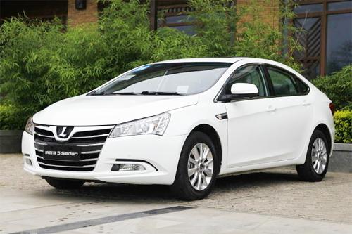Auto-sales-statistics-China-Luxgen_5_sedan