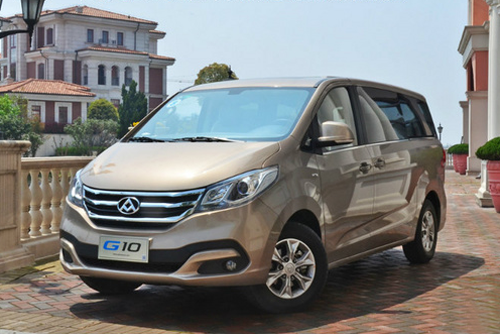 Auto-sales-statistics-China-Maxus_G10-MPV