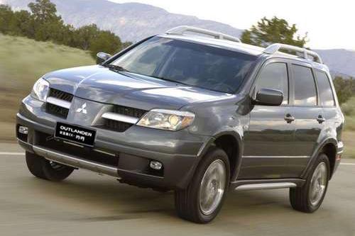 Auto-sales-statistics-China-Mitsubishi_Outlander-SUV
