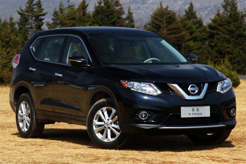 Auto-sales-statistics-China-Nissan_X_Trail-SUV