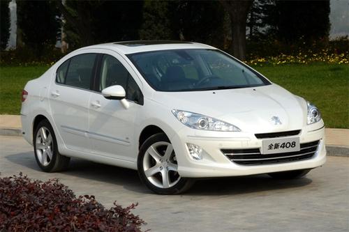 Auto-sales-statistics-China-Peugeot_408-sedan