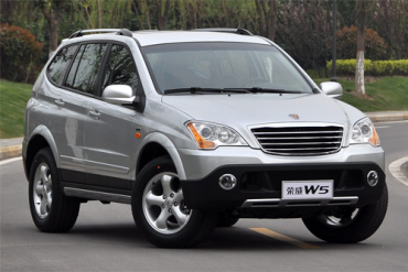 Auto-sales-statistics-China-Roewe_W5-SUV