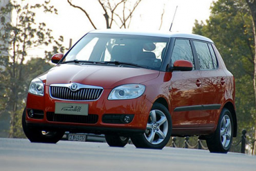Auto-sales-statistics-China-Skoda_Fabia-hatchback