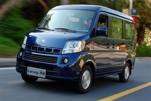 Auto-sales-statistics-China-Suzuki_Landy-MPV