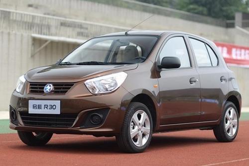 Auto-sales-statistics-China-Venucia_R30-hatchback