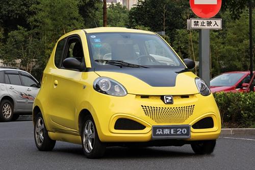 Auto-sales-statistics-China-Zotye_E20-EV
