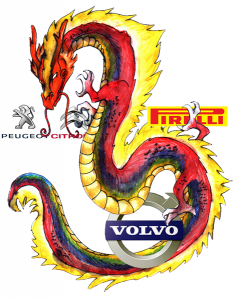 Volvo-Pirelli-Peugeot-Citroen-Chinese_Dragon