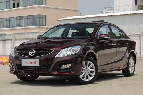 Auto-sales-statistics-China-Haima_M6-sedan