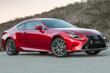 Lexus-RC-auto-sales-statistics-Europe