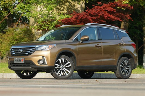 Auto-sales-statistics-China-GAC_Trumpchi_GS4-SUV