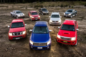 Midsized-pickups-Ford_Ranger-Toyota_Hilux-Nissan_Navara