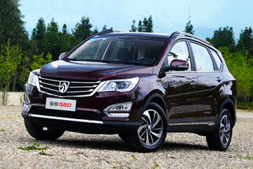 Auto-sales-statistics-China-Baojun_560-SUV