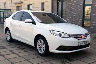 Auto-sales-statistics-China-Roewe_360-sedan