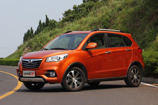 Auto-sales-statistics-China-Yingzhi-Enranger_G3-SUV