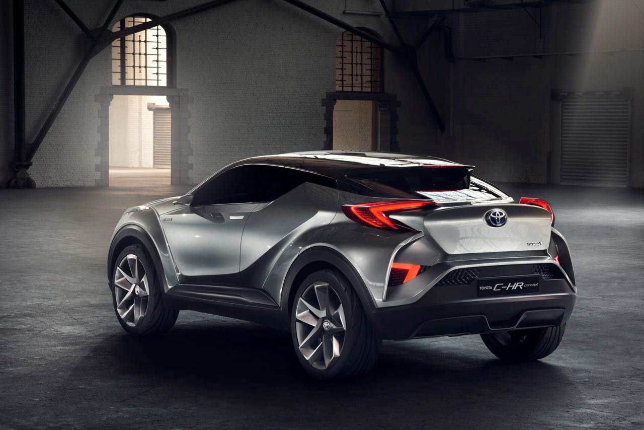Toyota Concept HHR