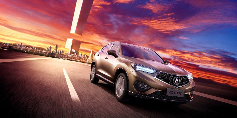Acura Sales Data - U.S Market