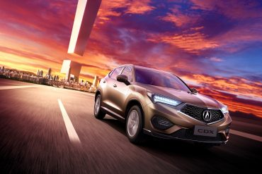 Acura Sales Data - U.S Market