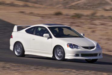 Acura RSX US Sales Data
