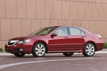 Acura_RL-US-car-sales-statistics