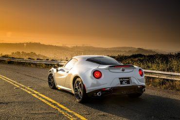 Alfa Romeo 4C - US Sales