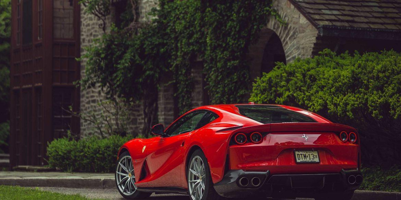Ferrari Sales US