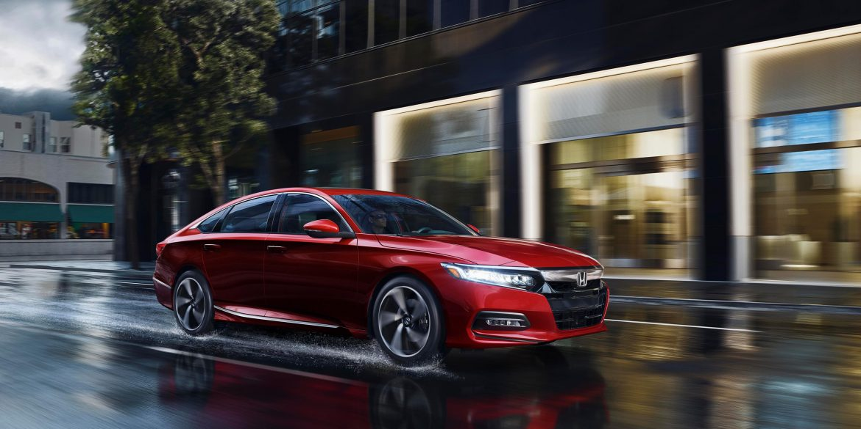 Honda US Sales Figures