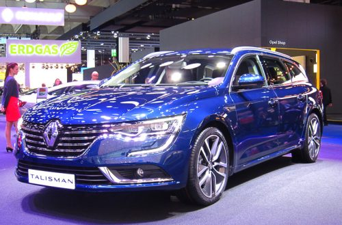 Renault Talisman Estate