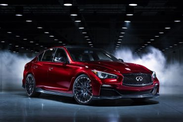 Infiniti US Sales Data