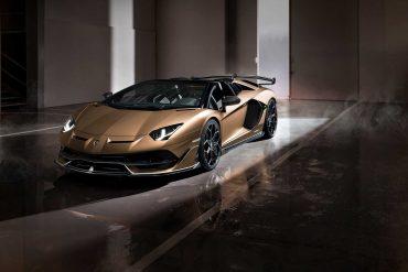 Lamborghini U.S Sales Figures