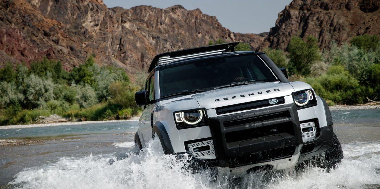 Land Rover U.S Sales Figures